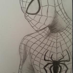 Spiderman Trart Yetenekli Kalemlerin Buluşma Noktası